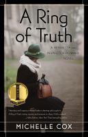 Imagen de portada para A ring of truth / Michelle Cox.