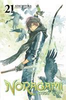 Cover image for Noragami, stray god. 21 / Adachitoka ; translation, Alethea Nibley & Athena Nibley ; lettering, Lys Blakeslee.