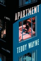 Cover image for Apartment / Teddy Wayne.
