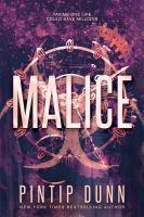 Cover image for Malice / Pintip Dunn.