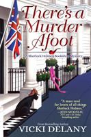 Cover image for There's a murder afoot / Vicki Delany.