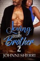 Cover image for Loving a Borrego brother 2 / Johnni Sherri.