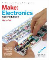 Cover image for Make : electronics / Charles Platt.