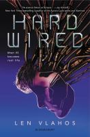 Cover image for Hard wired / by Len Vlahos.