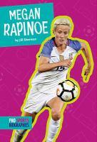 Cover image for Megan Rapinoe / by Jill Sherman.