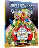 Cover image for Uncle $crooge and Donald Duck : the three Caballeros ride again! / all stories and text features written and drawn by Don Rosa.