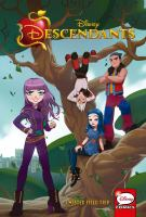 Cover image for Descendants. Twisted field trip / story by Jen Vaughn, Carin Davis, and Delilah S. Dawson ; script by Delilah S. Dawson and Carin Davis ; pencils by Egle Bartolini and Anna Cattish ; inks and colors by Anna Cattish ; letters by Christa Miesner.