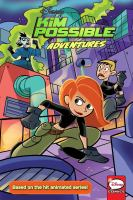 Cover image for Kim Possible adventures.