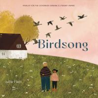 Cover image for Birdsong / Julie Flett.