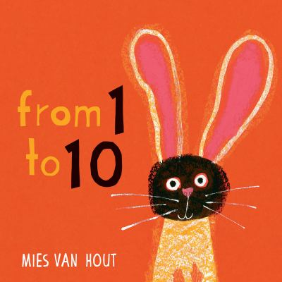 Cover image for From 1 to 10 / Mies van Hout.
