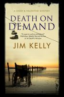 Cover image for Death on demand / Jim Kelly.