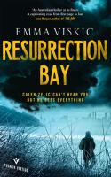 Cover image for Resurrection Bay / Emma Viskic.
