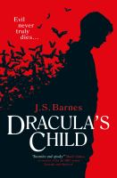 Cover image for Dracula's child / J.S. Barnes.