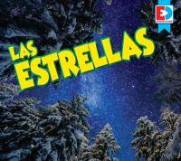 Cover image for Las estrellas / John Willis y Katie Gillespie.