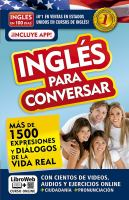 Cover image for Inglés para conversar.