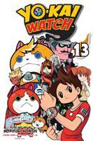 Cover image for Yo-kai watch. 13, The Ghoulfather arc / story and art by Noriyuki Konishi ; original concept and supervised by Level-5 Inc. ; translation/Tetsuichiro Miyaki ; English adaptation/Aubrey Sitterson ; lettering/John Hunt.