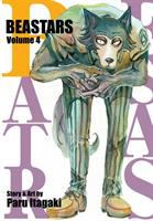 Cover image for Beastars. Volume 4 / story & art by Paru Itagaki ; translation/Tomoko Kimura ; English adaptation/Anette Roman ; touch up art & lettering/Susan Daigle-Leach.