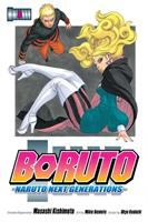 Cover image for Boruto : Naruto next generations. Volume 8, Monsters / creator/supervisor, Masashi Kishimoto ; art by Mikio Ikemoto ; script by Ukyo Kodachi ; translation, Mari Morimoto.
