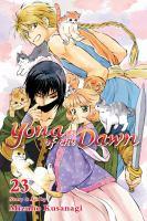 Cover image for Yona of the dawn. 23 / story & art by Mizuho Kusanagi ; English adaptation, Ysabet Reinhardt MacFarlane ; translation, JN Productions ; lettering, Lys Blakeslee.