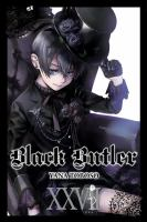 Cover image for Black butler. XXVII / Yana Toboso ; translation: Tomo Kimura.