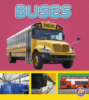 Cover image for Buses / By Cari Meister.