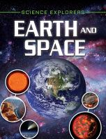 Cover image for Earth and space / Clare Hibbert.