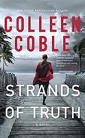 Cover image for Strands of truth [sound recording] / Colleen Coble.