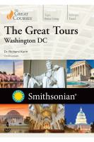Cover image for The great tours: Washington DC / the Great Courses.