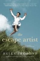 Cover image for The escape artist / Helen Fremont.