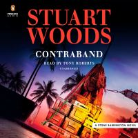 Cover image for Contraband [sound recording] / Stuart Woods.
