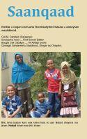 Cover image for Saanqaad : eedda u oogan carruurta Soomaaliyeed waxaa u aanaysan waalidkood / Cali M. Cabdigiir (Caliganay)