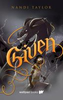 Cover image for Given / Nandi Taylor.