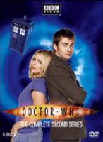 Cover image for Doctor Who. The complete second series / BBC Video ; 2 Entertain ; Canadian Broadcasting Corporation ; produced by Phil Collinson.