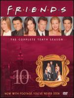 Cover image for Friends. The complete tenth season / Bright/Kauffman/Crane Productions ; Warner Bros. Television.