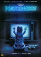Cover image for Poltergeist / Metro-Goldwyn-Mayer presents a Steven Spielberg production, a Tobe Hooper film ; produced by Steven Spielberg and Frank Marshall ; story by Steven Spielberg ; screenplay by Steven Spielberg, Michael Grais & Mark Victor ; directed by Tobe Hooper.