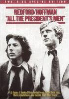 Cover image for All the President's men / Warner Bros. ; a Wildwood Enterprises production ; produced by Walter Coblenz ; screenplay by William Goldman ; directed by Alan J. Pakula.