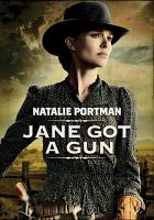 Cover image for Jane got a gun / The Weinstein Company and Relativity Media present ; in association with Boies/Schiller Films ; a Boies/Schiller Film Group/1821 Pictures/Handsomecharlie Films/Stone Village production ; in association with Weathervane Productions ; a film by Gavin O'Connor ; produced by Natalie Portman, Aleen Keshishian, Zack Schiller, Mary Regency Boies, Scott Steindorff, Scott LaStaiti, Terry Dougas ; story by Brian Duffield ; screenplay by Brian Duffield and Anthony Tambakis & Joel Edgerton ; directed by Gavin O'Connor.
