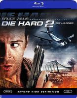 Cover image for Die hard 2 [BLU-RAY] : die harder / Twentieth Century Fox presents a Gordon Company/Silver Pictures production produced by Lawrence Gordon, Joel Silver and Charles Gordon ; screenplay by Steven E. de Souza and Doug Richardson ; directed by Renny Harlin.