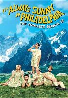 Cover image for It's always sunny in Philadelphia. The complete season 12 / developed by Rob McElhenney and Glenn Howerton ; created by Rob McElhenney.