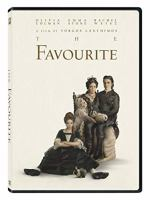 Cover image for The favourite / Fox Searchlight Pictures, Film4 and Waypoint Entertainment present an Element Pictures/Scarlet Films production ; produced by Ceci Dempsey, Ed Guiney, Lee Magiday, Yorgos Lanthimos ; written by Deborah Davis and Tony McNamara ; directed by Yorgos Lanthimos.