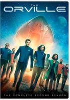 Cover image for The Orville. The complete second season / created by Seth MacFarlane.
