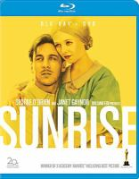 Cover image for Sunrise [BLU-RAY] : a song of two humans / William Fox presents ; scenario by Carl Mayer ; from the original theme by Hermann Sudermann ; directed by F.W. Murnau.