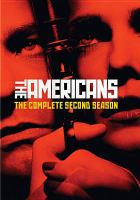 Cover image for The Americans. The complete second season.