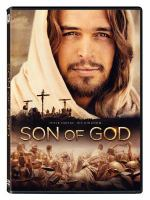 Cover image for Son of God / Twentieth Century Fox and Lightworkers Media present ; directed by Christopher Spencer; produced by Roma Downey [and 2 others].