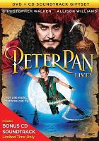 Cover image for Peter Pan live! / Universal Television.