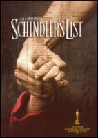 Cover image for Schindler's list / Universal Pictures presents an Amblin Entertainment production ; directed by Steven Spielberg ; screenplay by Steve Zaillian ; produced by Steven Spielberg, Gerald R. Molen, Branko Lustig ; executive producer, Kathleen Kennedy.