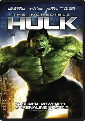 Cover image for The Incredible Hulk / Universal Pictures and Marvel Entertainment present a Marvel Studios production ; a Valhalla Motion Pictures production ; produced by Avi Arad, Kevin Feige, Gale Anne Hurd ; screen story and screenplay by Zak Penn ; directed by Louis Leterrier.