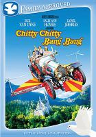 Cover image for Chitty chitty bang bang / producer, Albert R. Broccoli ; screenplay by Roald Dahl and Ken Hughes ; director, Ken Hughes.