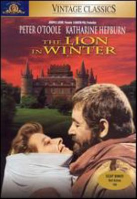Cover image for The Lion in winter / an AVCO Embassy film ; Joseph E. Levine presents ; a Martin Poll production ; screenplay by James Goldman ; directed by Anthony Harvey.