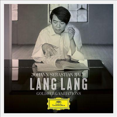 Cover image for Goldberg variations [sound recording] / Johann Sebastian Bach.